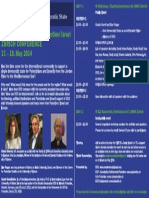 ODS Conference in Zurich, 17-18 May 2014