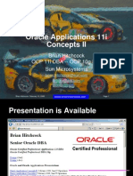 Oracle Applications 11i Concepts Part2