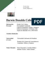 Curriculum Donaldo C