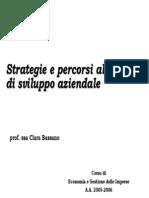 Economia e Gestione Delle Imprese