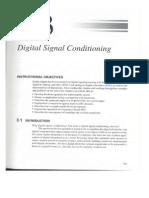 Chap 3 - Digital Signal Conditioning