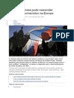 Crise Na Crimeia Pode Reacender Conflitos Adormecidos Na Europa