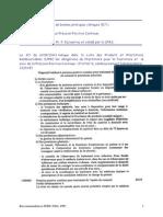 Recommandation SFRMS Le Suivi Des Malades Sous Pression Positive Continue