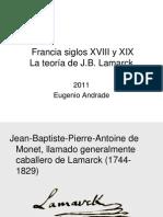 1. Evol Lamarck 2011