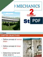 Chapter 2 - Strain