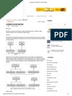 O padrão Factory Method - Portal Arquiteto