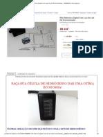 Efie Eletrônico Digital Com Luz De Led Kit Economizador - R$ 450,00 no MercadoLivre