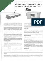 Manual-(Ducted Split Units)
