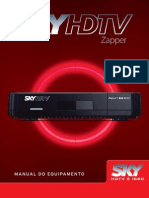 Manual Equip Skyhdtv Zapper