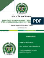 Trafico de Fauna - Colombia, Peru, Ecuador y Bolivia
