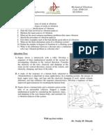 Mechanical Vibrations -Sheet1