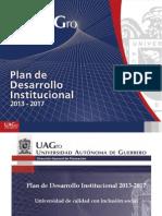 Plan de Desarrollo Institucional UAGro 2013-2017