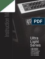 UL Series ManualV2