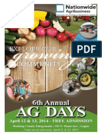 6h Annual Ag Days 2014