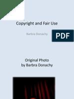 copyright fair use ubd