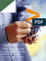 Accenture Smartphone Post Sales Service