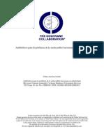 Antibióticos para la profilaxis de la endocarditis bacteriana en odontología