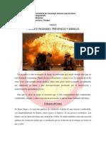 Guía 5 FUEGO E INCENDIO, manejo y prevención.