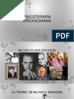 Psicoterapia ericksoniana