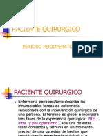 Zzz Paciente Quirurgico