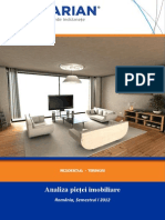 Analiza de Piata - Rezidential - S1 2012