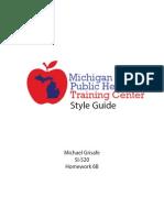MPHTC Logo Design Book