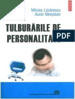 Lazarescu Si Nirestean - Tulburari de Personalitate