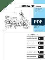SUPRA FIT Parts Catalog Series