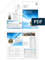 Industrial Engine Brochure