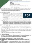 FAQ Modified SF 5 and 6