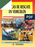 Holmatro Tecnicas de Rescate Vehicular