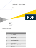 EY Q3 13 Global IPO Update