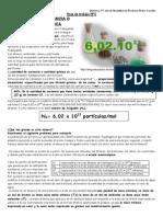 Ficha 6 Cantidad de Sustancia