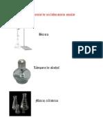Componentes de Un Laboratorio Escolar