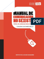 Manual No Sexista