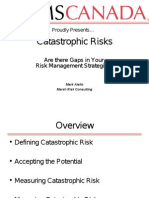 Catastrophic Risks