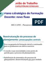 Novo Fluxo Pre-Inscricao Plataforma Freire 2011