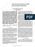 A Novel Busbar Protection Based on Fault