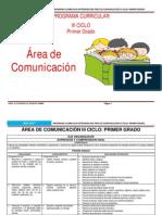 c3a1rea Comunicacic3b3n III Ciclo 1c2ba Rutas