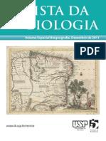 Revista Da Biologia - Volume Especial Biogeografia - Dezembro de 2011