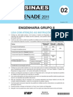 Prova Eletrica Enade2011
