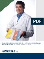 Dispill USA Pharmacetical Brochure
