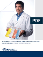 Dispill USA Pharmacetical Brochure