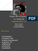 Game Development in Android