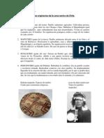 Pueblos Originarios Del Centro de Chile
