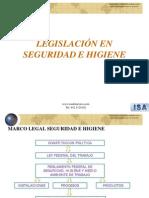 Legislacion en Seguridad Modulo 1
