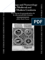 Astrology and Numerology in Medieval and Early Modern Catalonia - Lucas