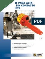 Detector de Alto Voltaje 275HVD