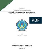 Makalah Sejarah Indonesia