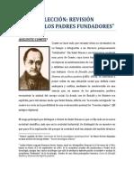 CLÁSICOS DE LA SOCIOLOGÍA